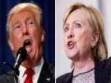 Trump, Clinton Clash Over Tax Plans