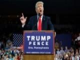 Trump Slams Obama, Clinton For 'politically Correct' War
