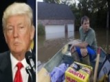 Trump And Pence To Tour Flood-ravaged Louisiana