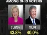 Trump, Clinton Campaign In Ohio On Labor Day