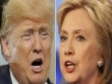 Trump-Clinton Race Razor Thin On Debate Night