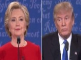 Trump Denies Supporting War In Iraq, Hits Clinton's Judgment