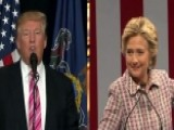 Trump, Clinton Doing Damage Control On Campaign Trail