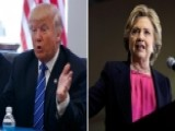 Trump And Clinton Hit With 000003AE October Surprises Before Debate