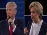 Trump And Clinton Clash Over Economy, Foreign Policy