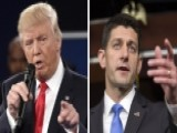 Trump Tweets: Ryan Should Stop Wasting His Time Fighting Me