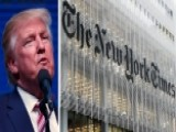 Trump Threatens To Sue NYT Over Harassment Report