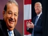 Trump Blames Mexican Billionaire For Harassment Stories