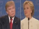 Trump, Clinton Spar Over Late-term Abortions
