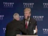 Trump Rushed Off Stage By Secret Service In Reno