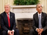 Trump Calls Obama A 'good Man' After Meeting