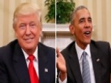 Trump Talks Policies, Challenges With Obama In WH Meeting