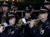 The Army Field Band Performs For Veterans Day