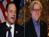 Trump Names Priebus, Bannon As Top Aides