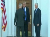 Trump Team: Mattis A Strong Candidate For Cabinet Post