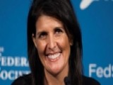 Trump Chooses SC Governor Nikki Haley As UN Ambassador