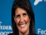 Trump Transition Team Highlights Diversity Of Nominees