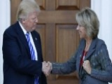 Trump's Secretary Of Education Pick Opposes Common Core