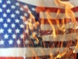 The Fallout Over Trump's Reaction To Flag Burning