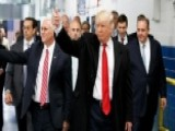 Trump Vows 35% Tax On Companies That Leave The US