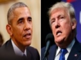 Trump Vs. Obama: Media Double Standard?