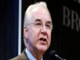 Tom Price In For A Confirmation Fight From Democrats?