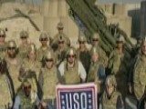 The USO Needs 1.4 Million Messages To Thank Our Troops