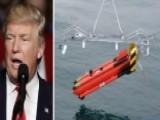 Trump Tweet On Stolen Drone Signals Change In China Policy?