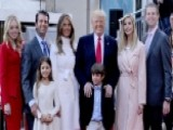 Trump Family Set To Assume Role As America's First Family