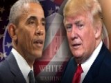 Trump Clashes With Obama Over Israeli Settlement Vote