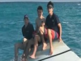 Three Teens Rescued From Capsized Boat Off Florida Coast