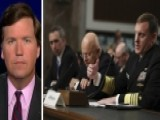 Tucker Carlson On The Senate Hearing Of Top Intel. Chiefs