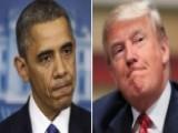 Trump Facing Growing Number Of Roadblocks Set By Obama