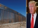 Trump Faces Questions About Border Wall Ahead Of Presser
