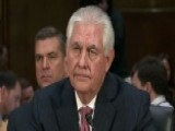 Tillerson: American Leadership Must Be Renewed And Asserted