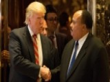 Trump Meets Martin Luther King III As Lewis Feud Lingers