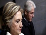 Trump 'honored' That The Clintons Attended Inauguration