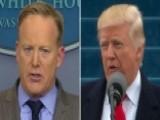 Trump, Spicer Trash Media