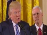 Trump: We're Going To Start Talks To Renegotiate NAFTA