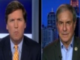 Tucker Takes On Democrat Fighting Trump's Wall