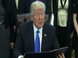 Trump Signs Orders On Lobbying Ban And Plan To Defeat ISIS