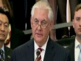 Tillerson To State Dept.: We Have To Work As One Team