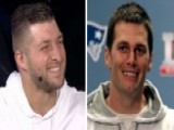 Tim Tebow Reacts To Criticisms Of Tom Brady