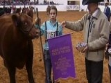 Texas Teen Wins Big At Stock Show 'Super Bowl'