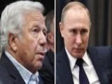 Trump To Rescue Kraft's 'stolen' Super Bowl Ring From Putin?