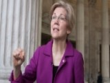 The Story Behind The Rebuke Of Elizabeth Warren