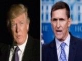Trump 'aware' Of Flynn Situation But Focused On Other Things