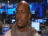 Tyrese Gibson On 'uncomfortable' Episode Of 'Star'