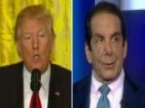 Trump Praises Krauthammer