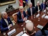 Trump Talks Scrapping ObamaCare With Governors, Lawmakers